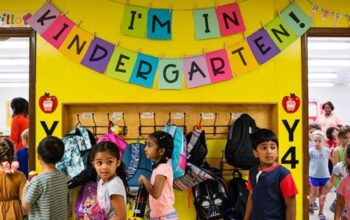 Here Are A Few Ways To Help Manage A Kindergarten Classroom